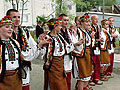 Hutsul folk dances