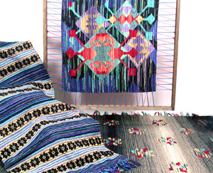 Weaving art
